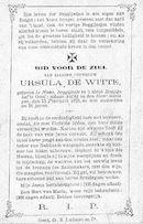 Ursula De Witte