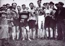 Julien Therry als atleet van atletiekclub Kortrijk Sport ca 1935
