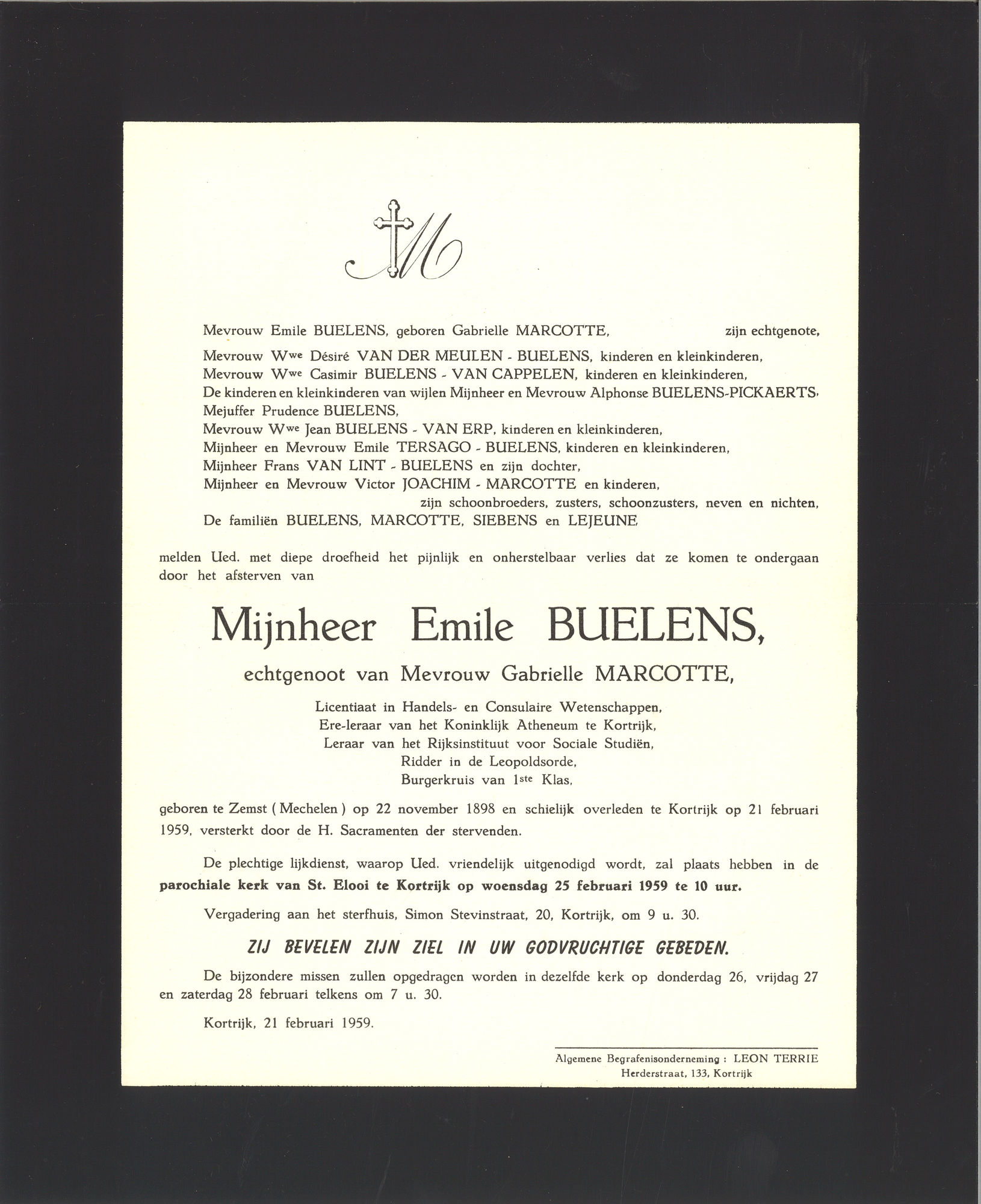Emile Buelens