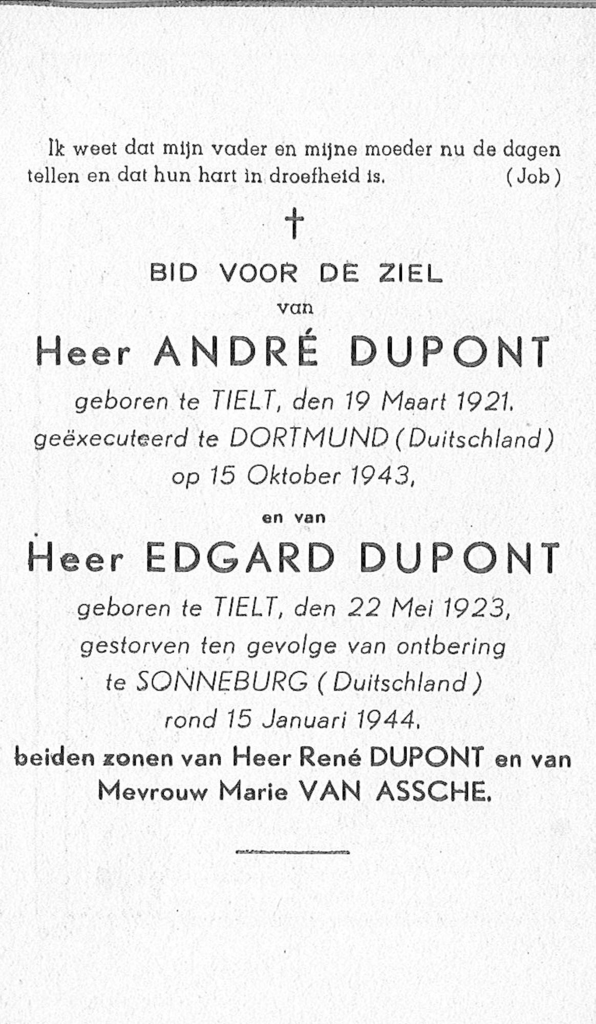 André Dupont