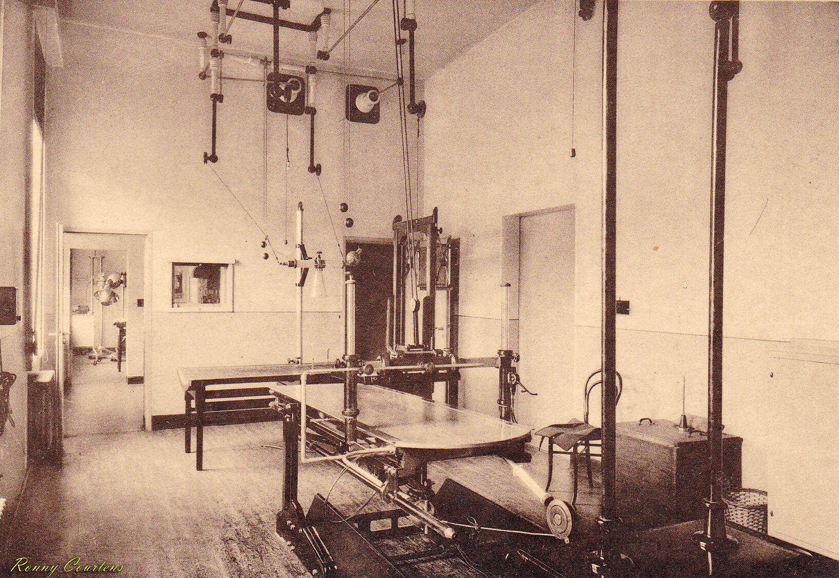Radiografiezaal
