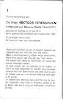 Hectoor Verenneman