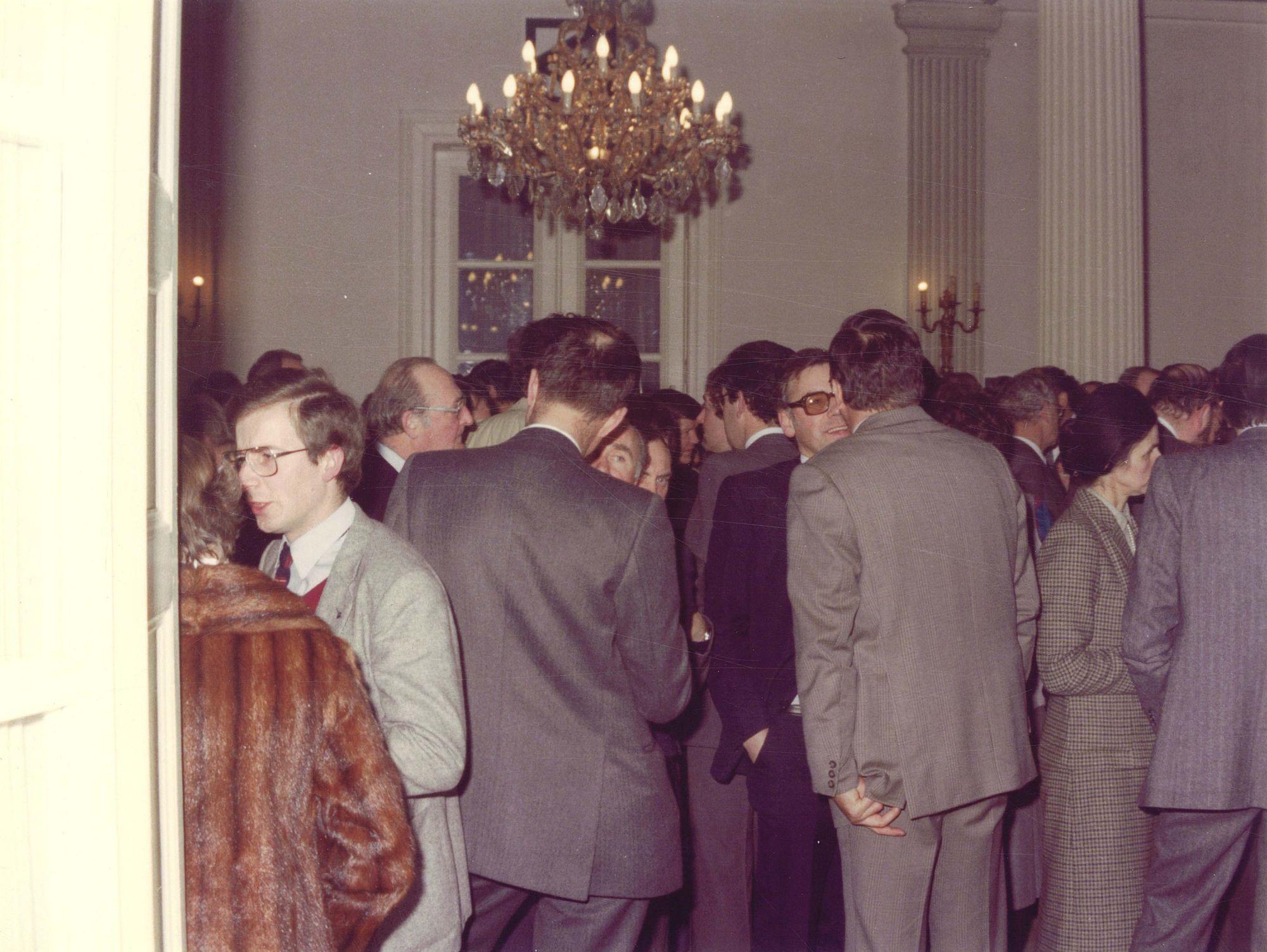 Toespraak Staatssecretaris Buitenlandse Handel André Kempinaire 1982