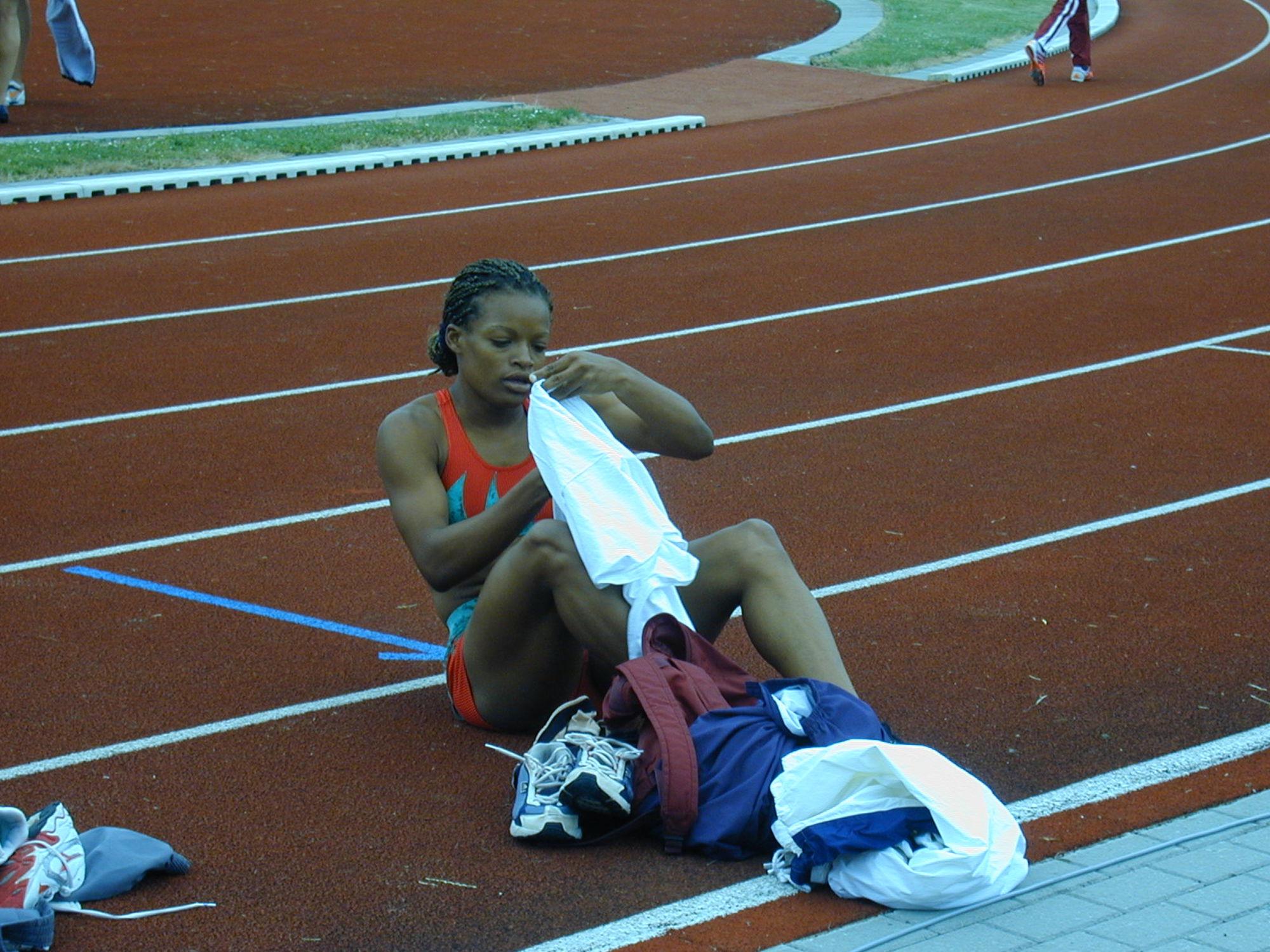 Atletiekmeeting