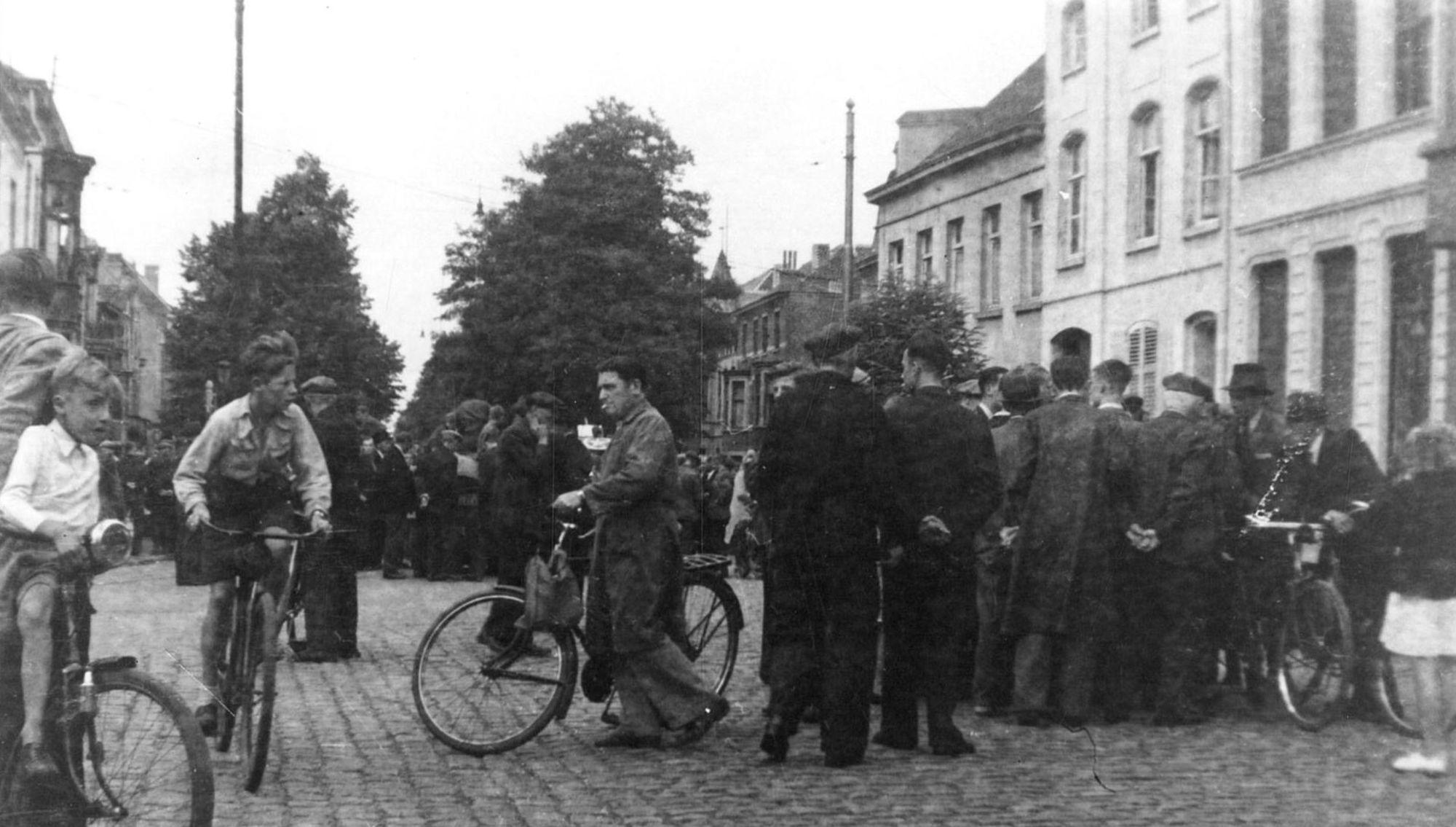 Bevrijdingsdagen in 1944