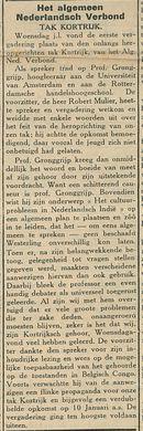 Het algemeen Nederlandsch
