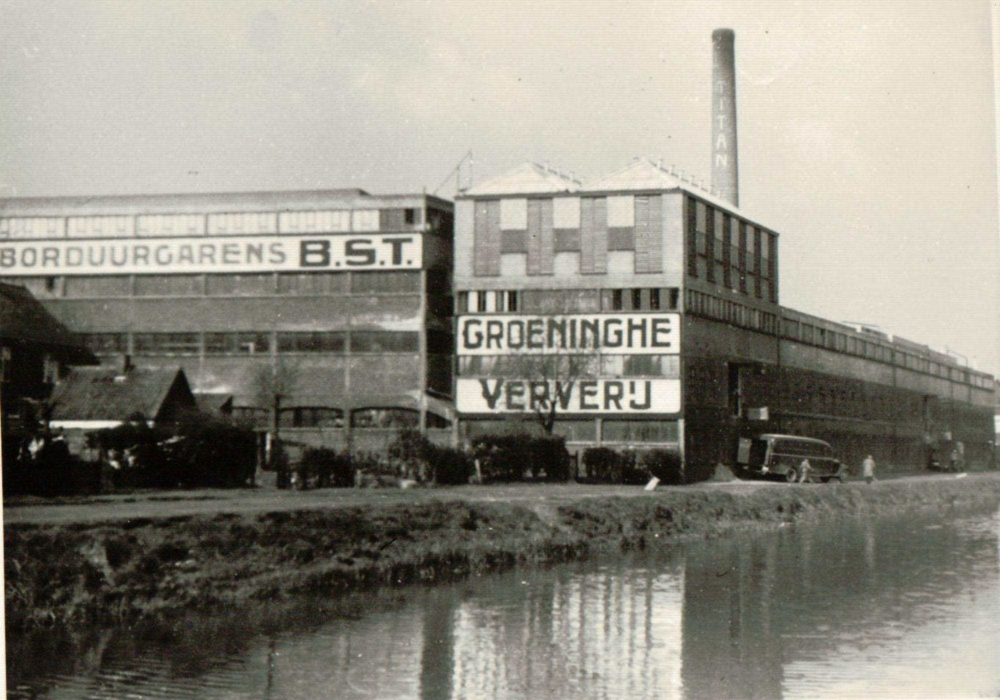 Groeninghe Ververij