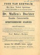 Paasfoor 1906: Het koninklijk Nederlands Spiritime