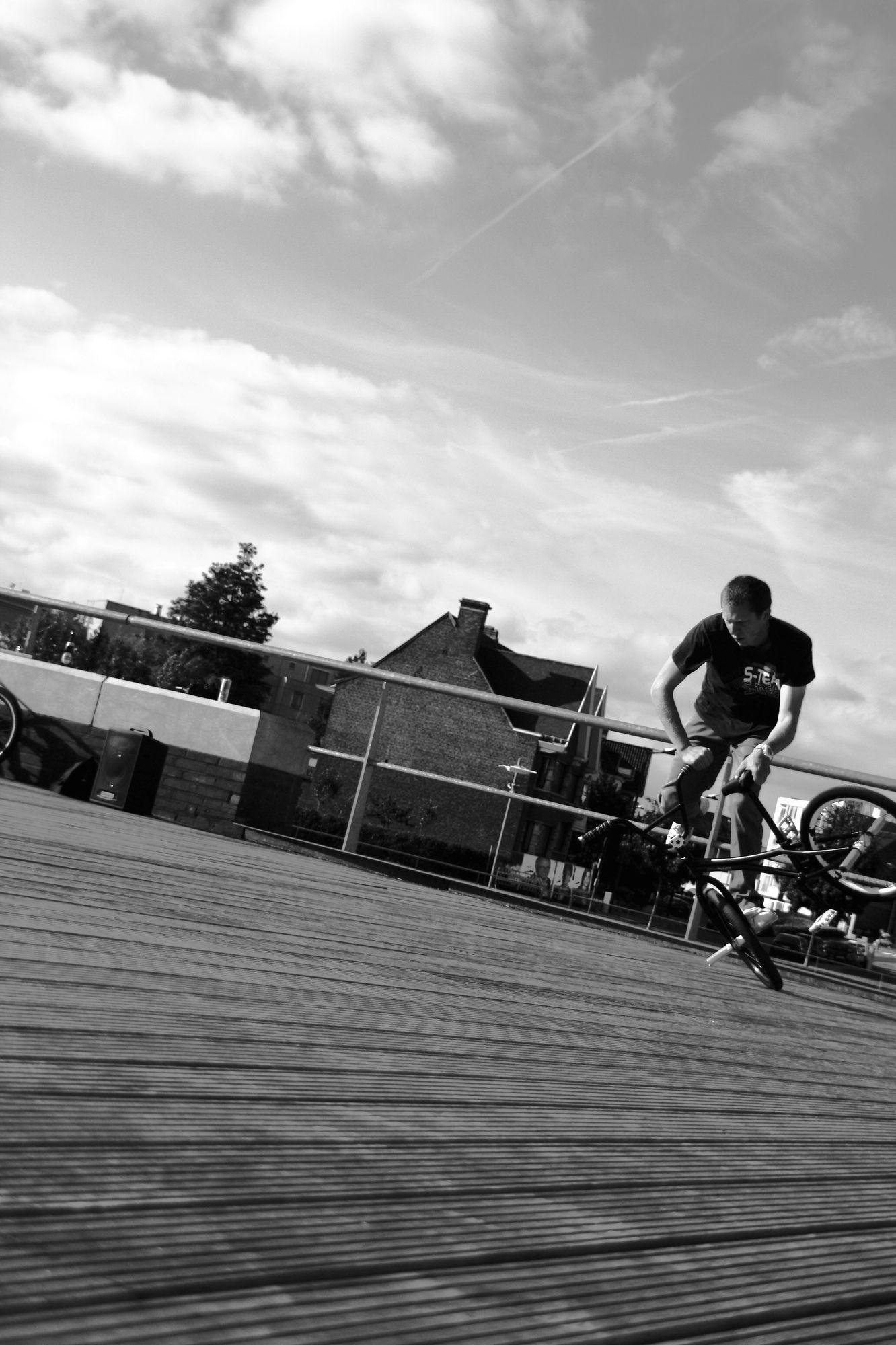 BMX Belgisch kampioenschap freestyle 2012