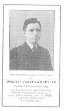 Lambiotte Victor