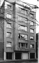 President Rooseveltplein appartementsgebouw