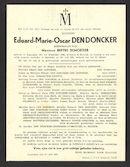 Edgard-Marie-Oscar Dendoncker