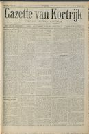 Gazette Van Kortrijk 1916-08-19