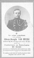 Alfons-Joseph Van Hecke