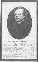 Adolf Van Lerberghe