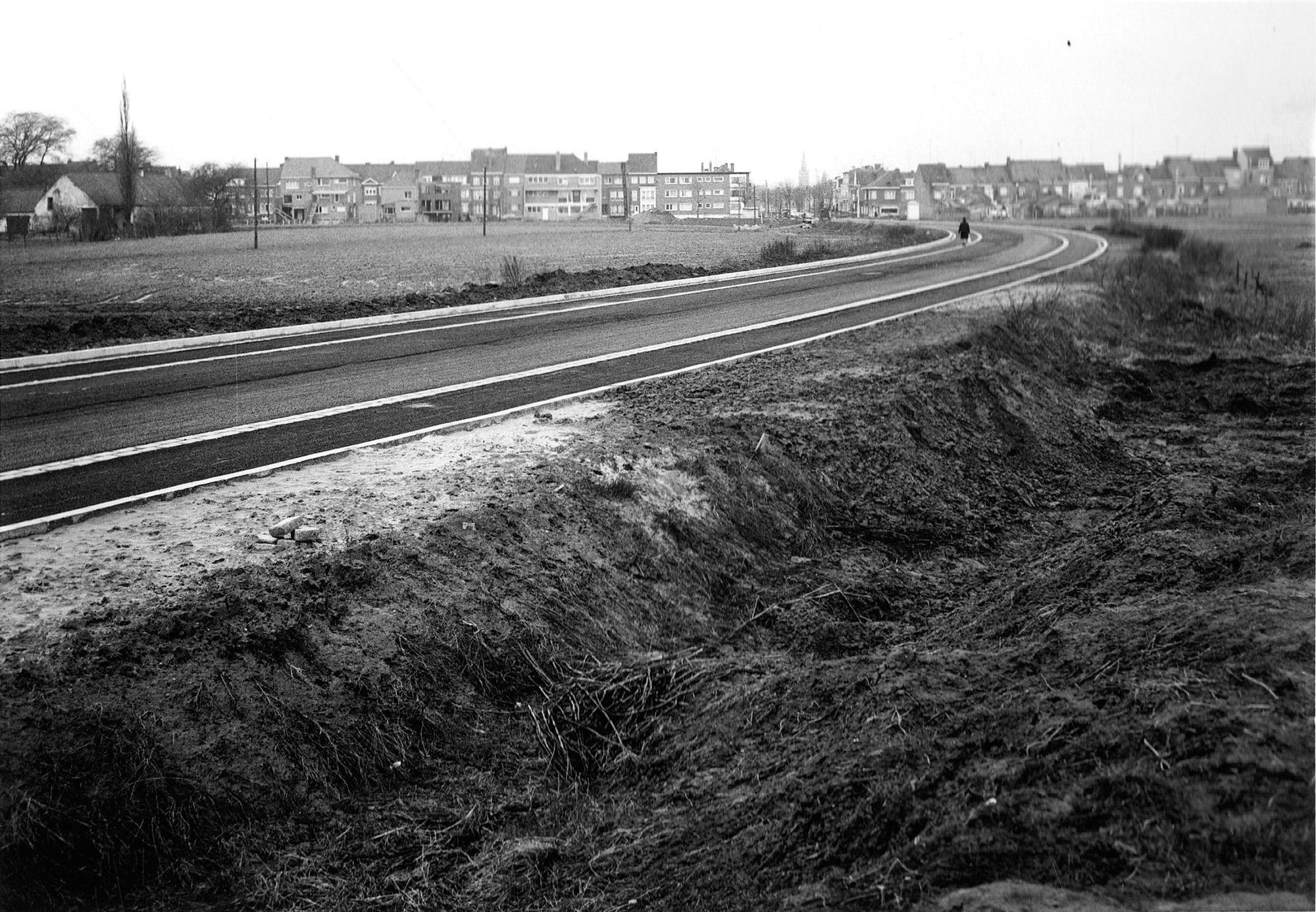 Volksvert. De Jaegerelaan 1965