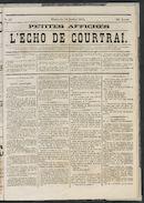 L'echo De Courtrai 1875-07-18 p1