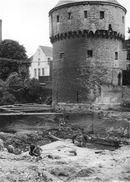 Broeltorens en brug: restauratie 1960
