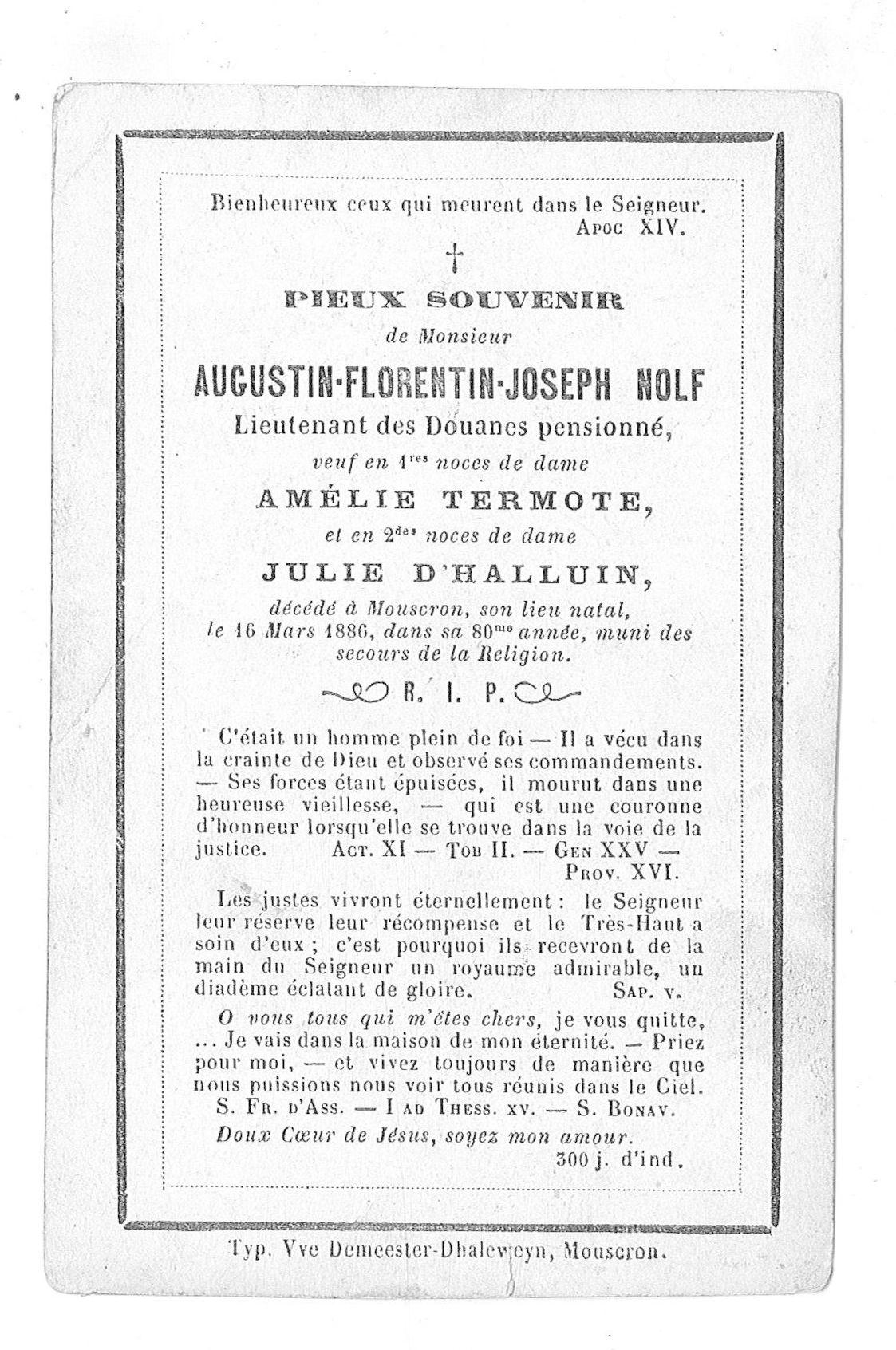Augustin-Florentin-Joseph Nolf