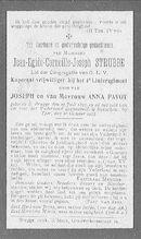 Jean-Egide-Corneille-Joseph Strubbe
