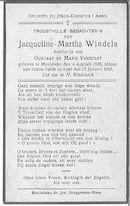 Jacqueline-Martha Windels
