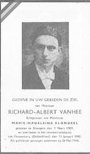Richard-Albert Vanhee