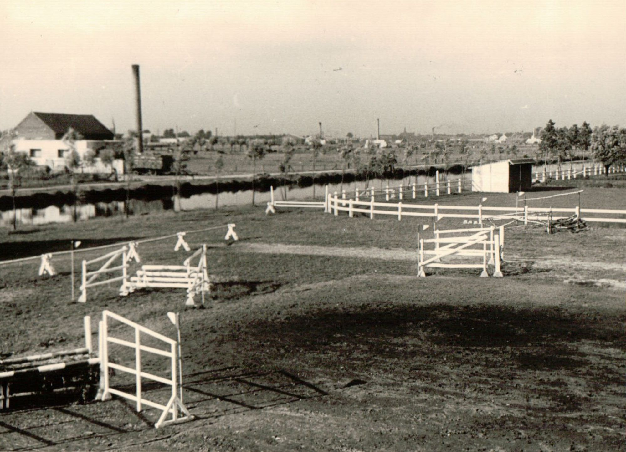 Ruiterclub Gulden Spoor 1939