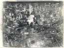 Luchtfoto Bissegem en Kortrijk 1917