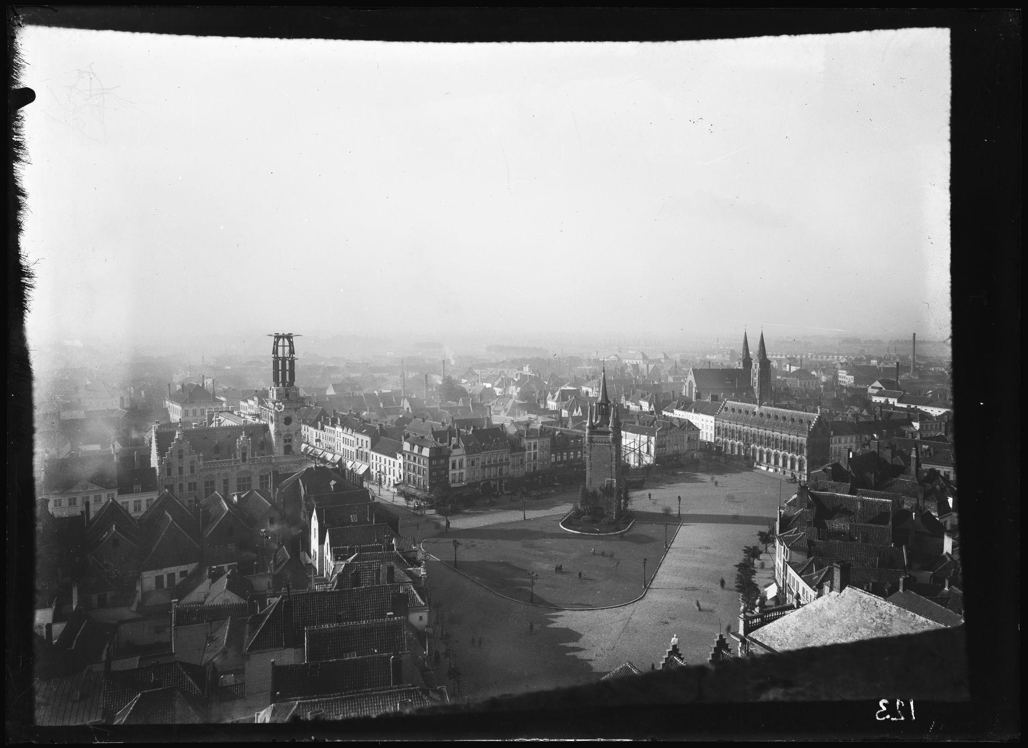 Grote Markt circa 1906