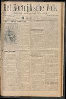 Het Kortrijksche Volk 1913-03-23