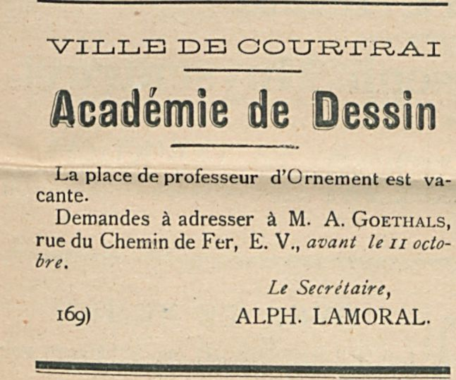 Academic de Dessin