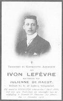 Lefèvre Ivon