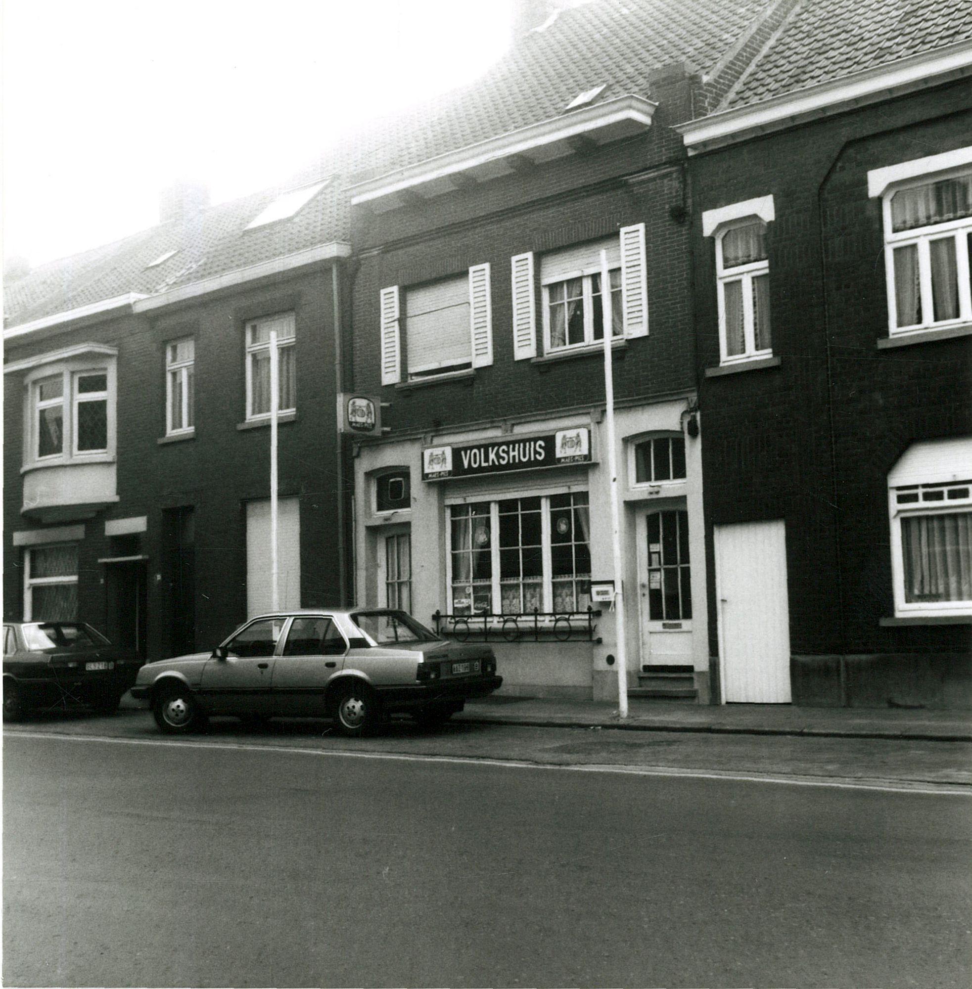 """Café """"Volkshuis"""""""