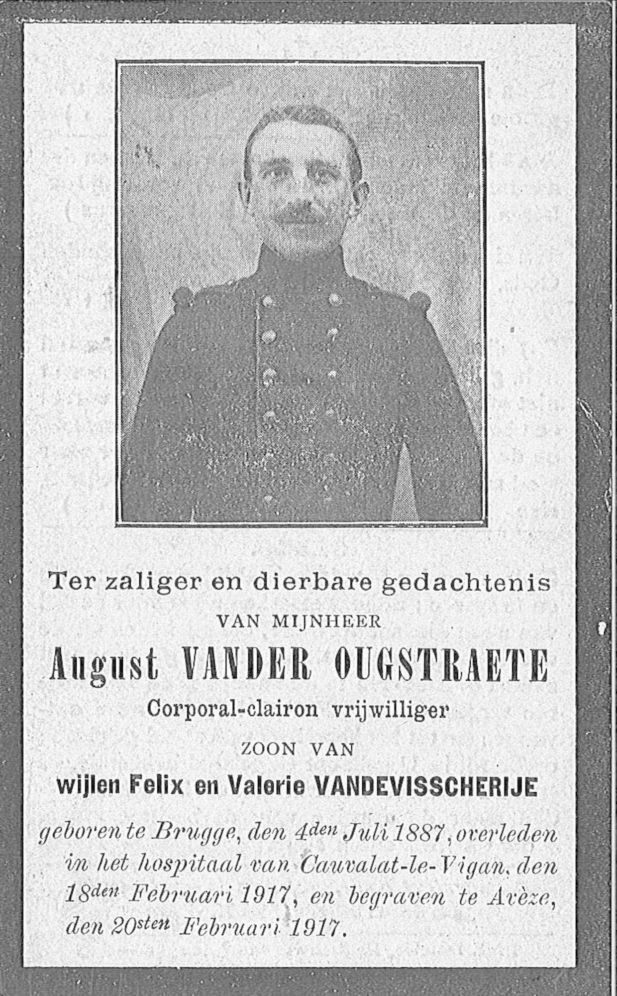 August Vander Ougstraete