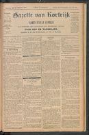 Gazette Van Kortrijk 1897-11-28