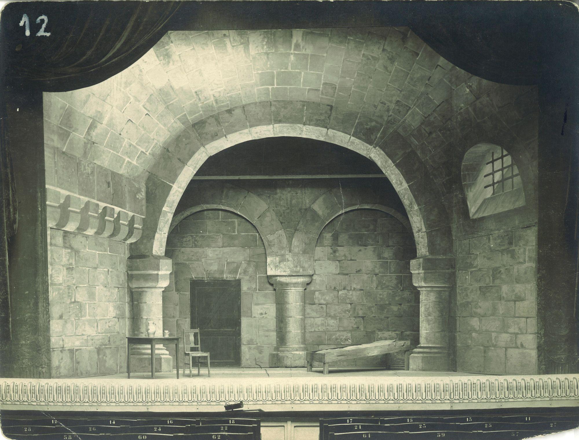 Prison intérieur