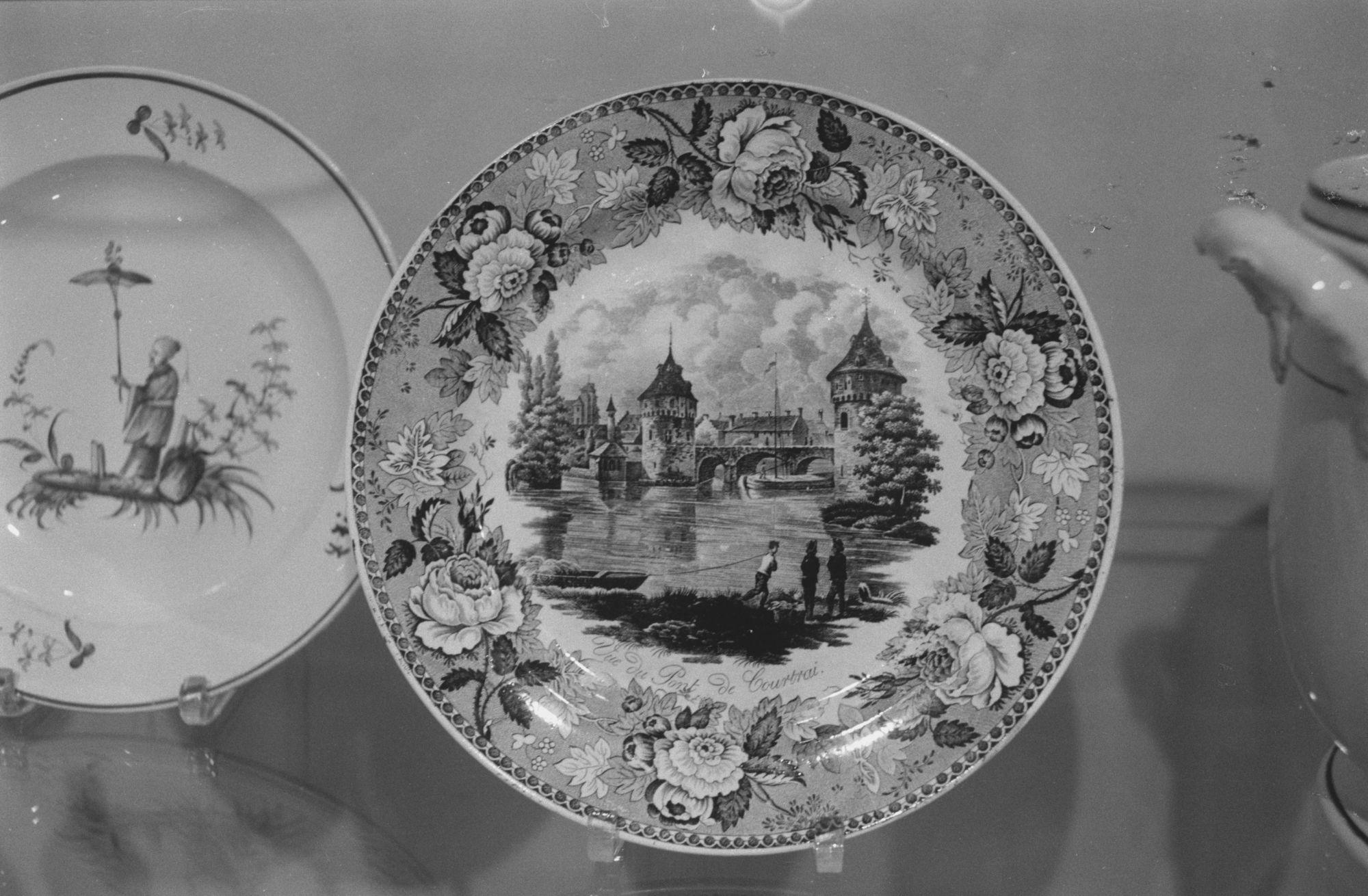 Deel van de collectie keramiek