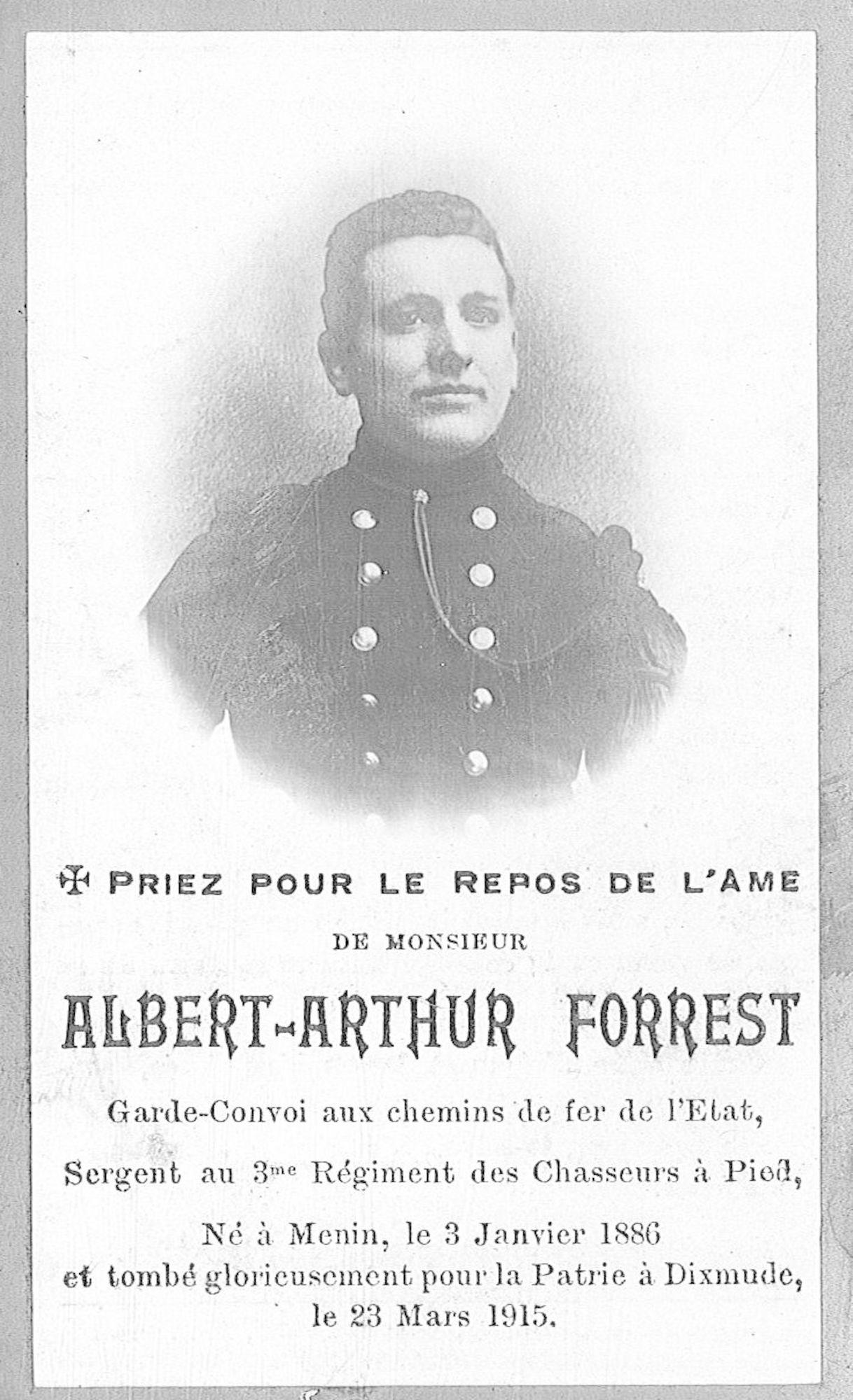 Albert-Arthur Forrest