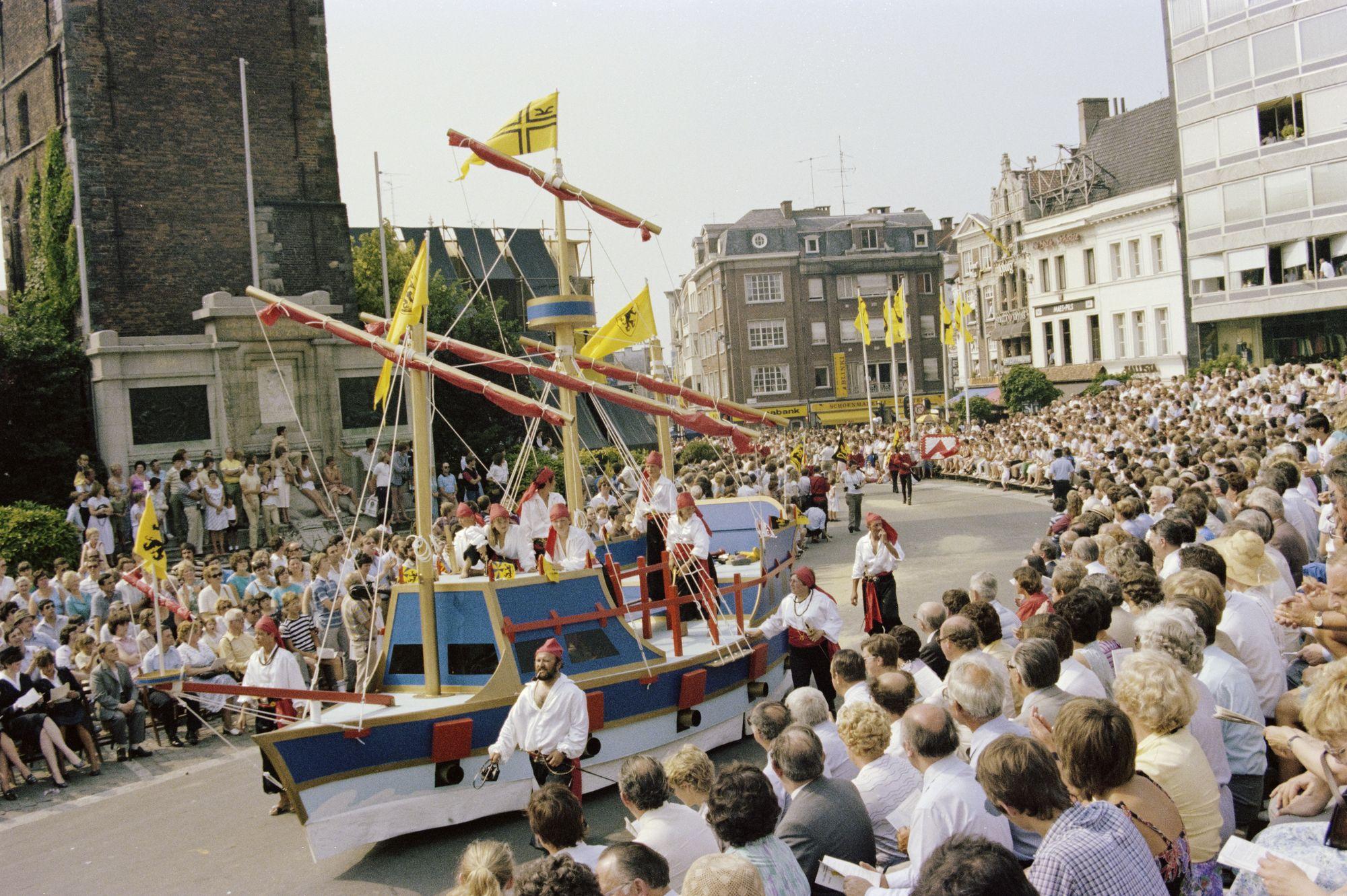 11 juliviering 1982