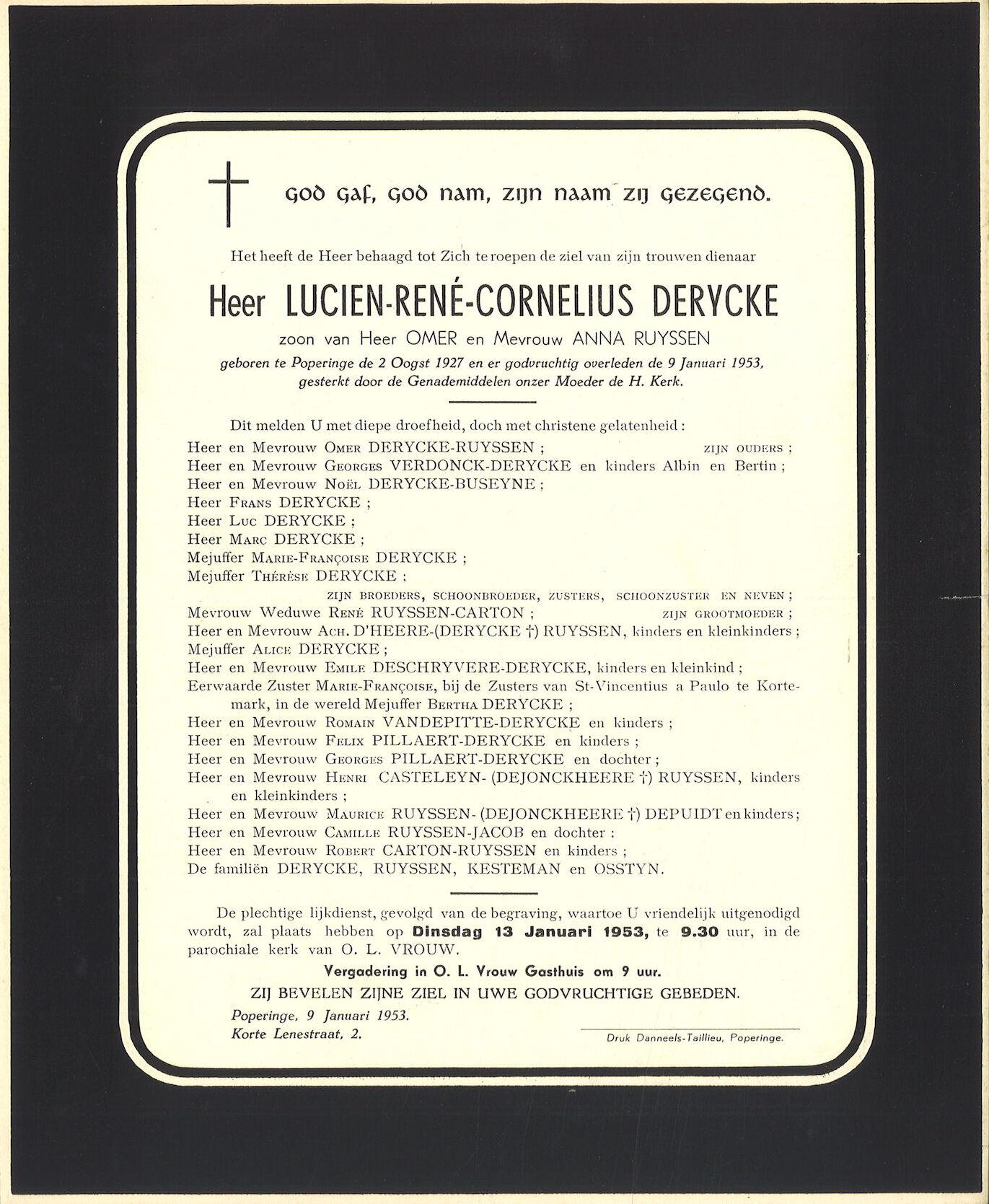 Lucien-René-Cornelius Derycke