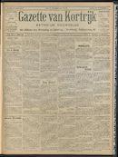 Gazette Van Kortrijk 1908-04-26 p1