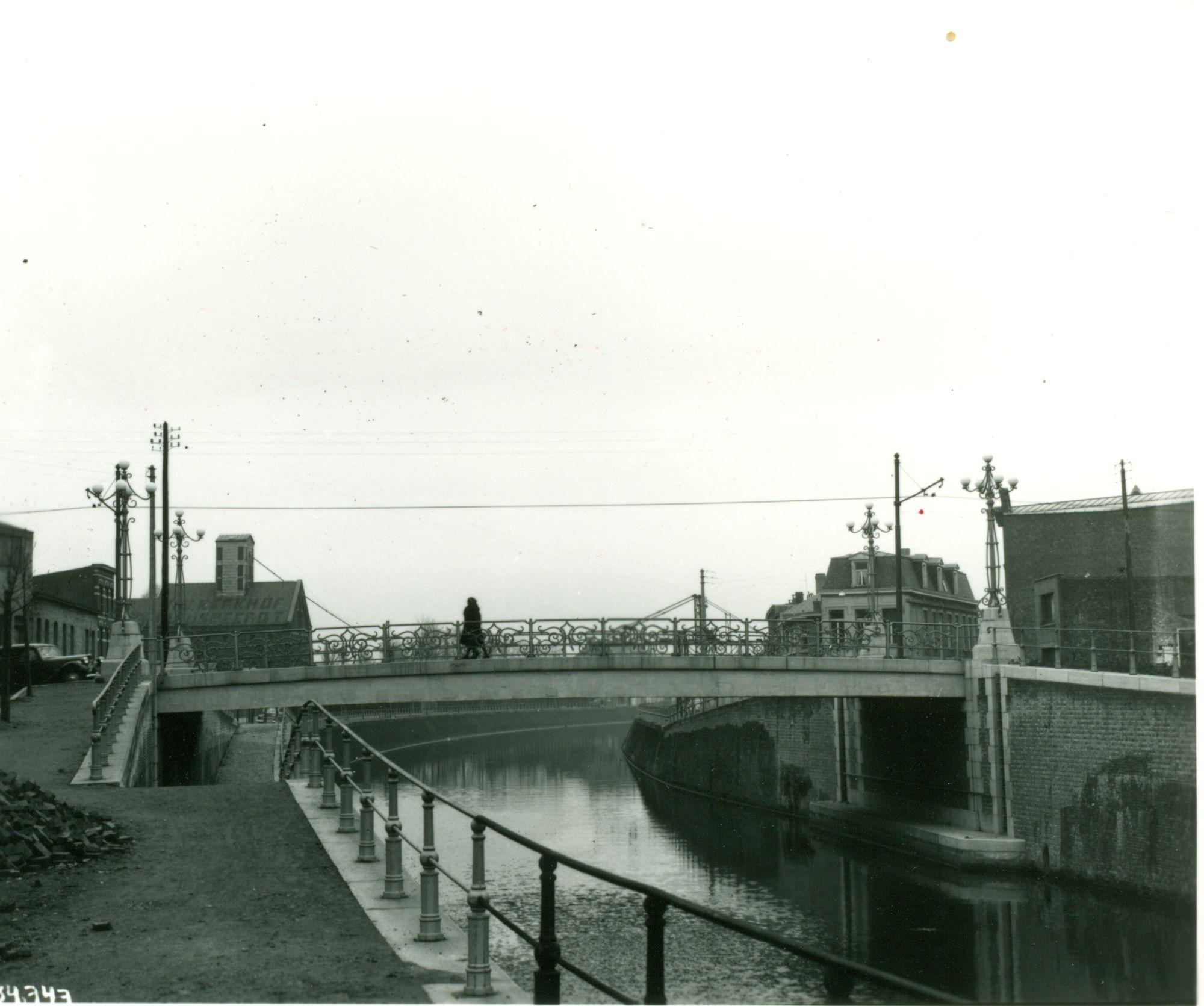 Budabrug 1951