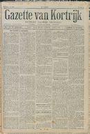 Gazette van Kortrijk 1916-07-01