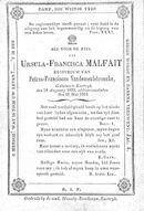 Ursula-Francisca Malfait