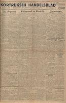 Kortrijksch Handelsblad 5 december 1945 Nr97