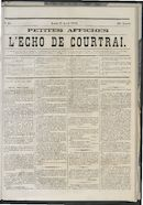 L'echo De Courtrai 1873-04-17