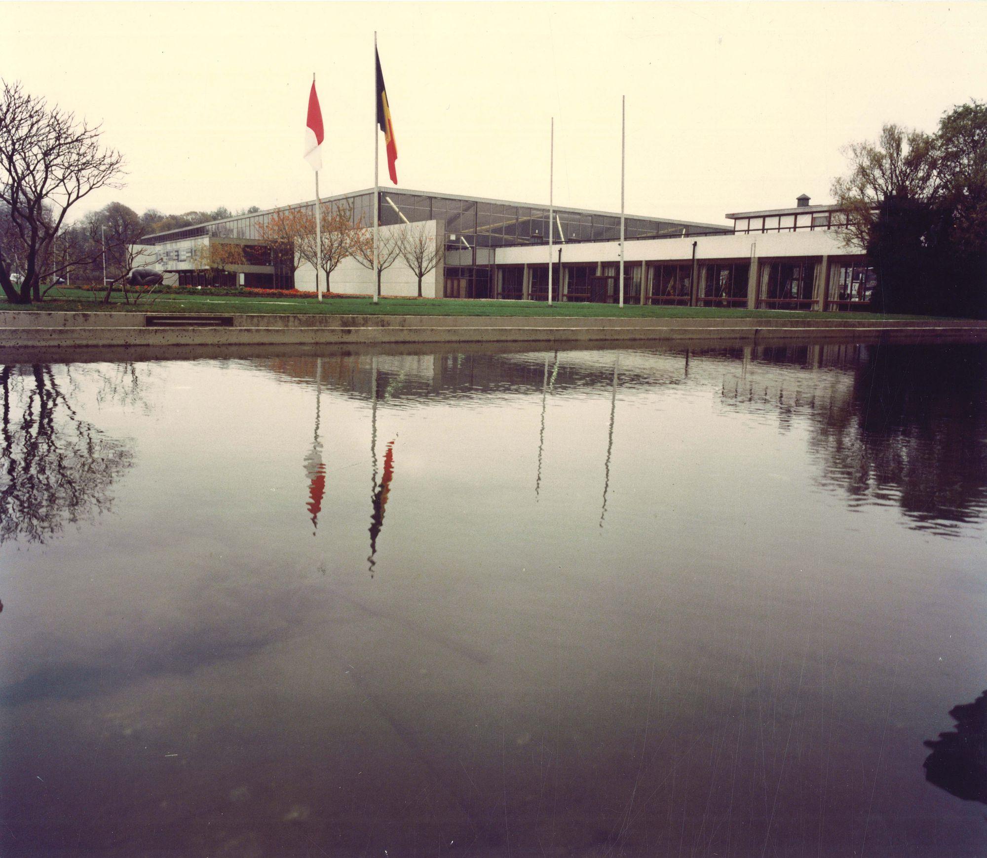 Expohallen Kortrijk 1985