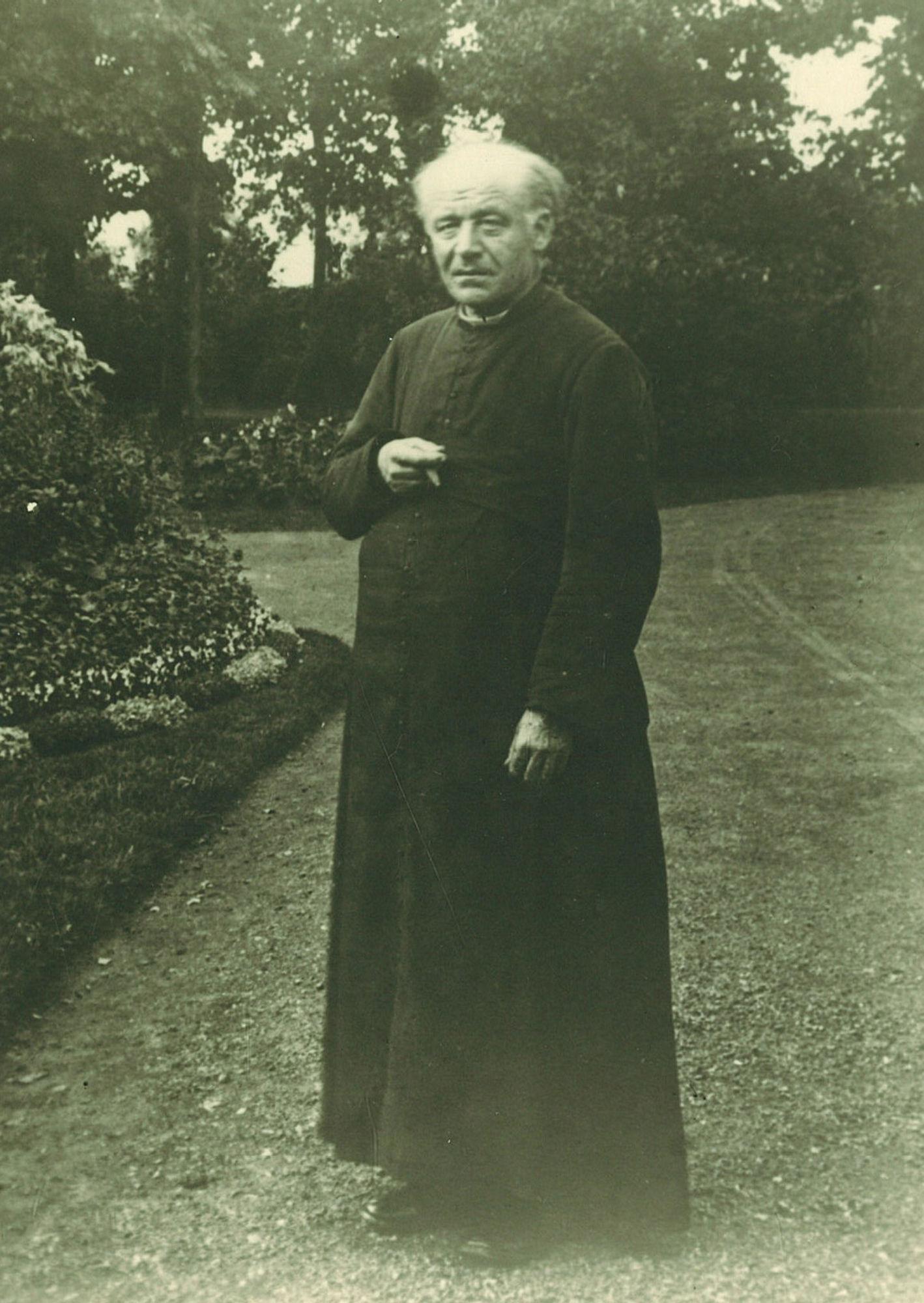 Guido Gezelle bij de familie Beck te Kortrijk
