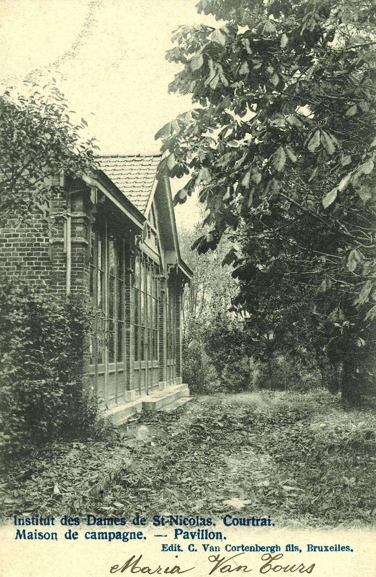 Landhuis van het Sint-Niklaasinstituut