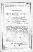 Philippe-Jacques De Witte